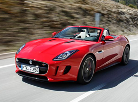 Cage Cricket Features in the New Jaguar F-TYPE Advert
