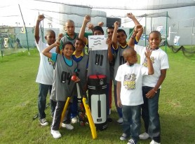Cage Cricket Debuts in the Caribbean