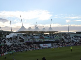 New Permanent Cage at The Ageas Bowl