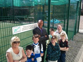 Cage Cricket Proves to be Hugely Popular in Scottish Highlands