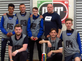 Pompey in the Community Adds Cage Cricket to It's Line-Up